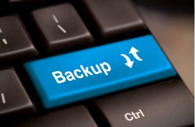 Backup your data!