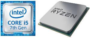 Kaby Lake and Ryzen CPU's