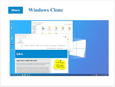 Windows Clone
